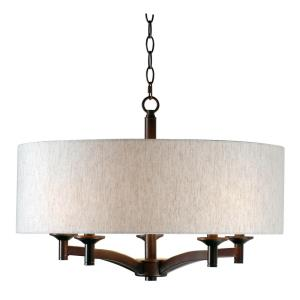 Rutherford - Five Light Pendant