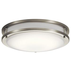 "Avon - 14"" 28.5W 1 LED Flush Mount"
