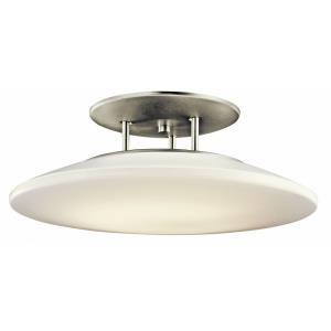 Ara - One Light Semi-Flush Mount
