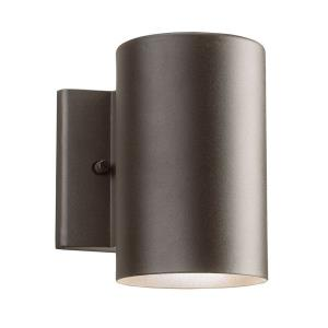 "7"" 1 LED Outdoor Wall Sconce"