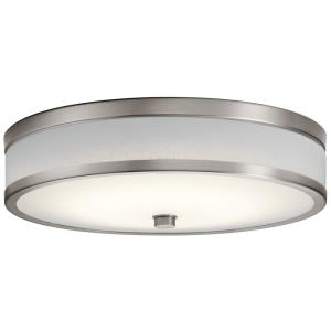 Pira - 15 Inch 28.5W 1 LED Flush Mount
