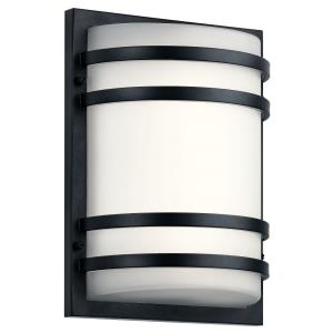 13 Inch 16W 1 LED X-Large Outdoor Wall Lantern