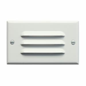 Accessory - Line Voltage Horizontal Louver Non Dimmable