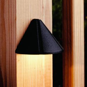 Six Groove - Low Voltage One Light Deck Lamp