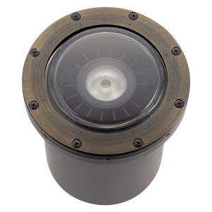 VLO - 17W 1 LED 35 Degree In-Ground Accent Light - 8 inches tall by 7 inches wide