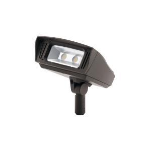 C-Series - 7 Inch 33.5W 4000K 1 LED Knuckle-Mount Outdoor Medium Flood Light