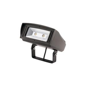C-Series - 7 Inch 85W 4000K 1 LED Trunnion-Mount Outdoor Large Flood Light