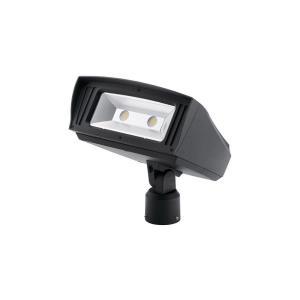 C-Series - 7 Inch 85W 4000K 1 LED Slip Fit-Mount Outdoor Large Flood Light
