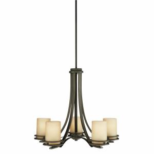 Hendrik - Five Light Chandelier