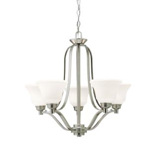 Langford - Five Light Chandelier