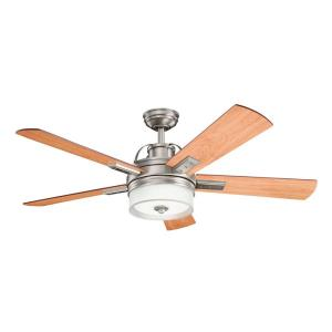 "Lacey II - 52"" Ceiling Fan with Light Kit"