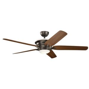 "Pino - 60"" Ceiling Fan With Light Kit"
