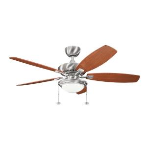 "Canfield Select - 52"" Ceiling Fan with Light Kit"