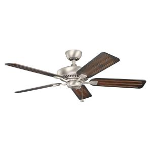 Canfield - Ceiling Fan - with Traditional inspirations - 13.5 inches tall by 52 inches wide