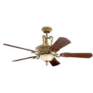 Kimberley - 60 Inch Ceiling Fan with Light Kit