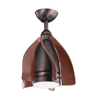 Terna - 15 Inch Ceiling Fan with Light Kit
