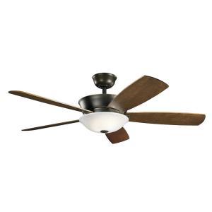 """Skye - 54"""" Ceiling Fan with Light Kit"""