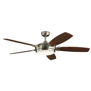 Trevor - 60 Inch Ceiling Fan with Light Kit