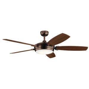 """Trevor - 60"""" Ceiling Fan with Light Kit"""