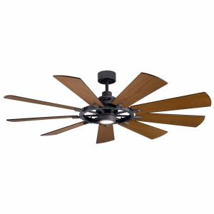 Gentry - 65 Inch Ceiling Fan with Light Kit