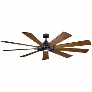 "Gentry XL - 85"" Ceiling Fan with Light Kit"