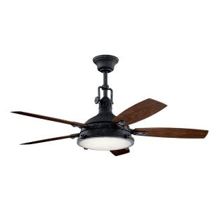 "Hatteras Bay - 52"" Ceiling Fan with Light Kit"