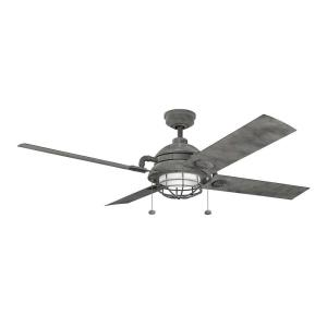 "Maor - 65"" Ceiling Fan with Light Kit"