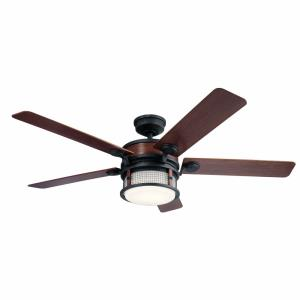 "Ahrendale - 60"" Ceiling Fan with Light Kit"