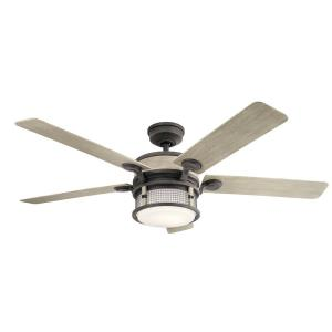 Ahrendale - 60 Inch Ceiling Fan with Light Kit