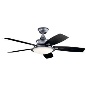 Cameron - 52 Inch Ceiling Fan with Light Kit