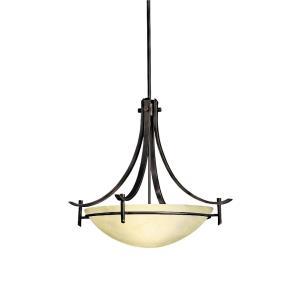 Olympia - Three Light Inverted Pendant