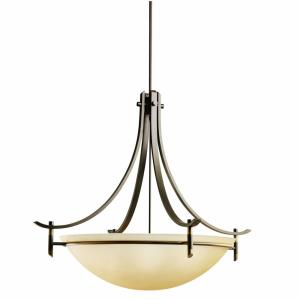 Olympia - Five Light Inverted Pendant
