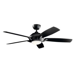 Geno - 54 Inch Ceiling Fan with Light Kit