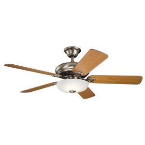Bentzen - 52 Inch Ceiling Fan With Light Kit