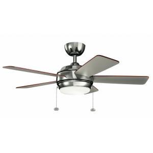 Starkk - 42 Inch Ceiling Fan with Light Kit