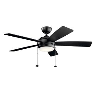 "Starkk - 52"" Ceiling Fan with Light Kit"
