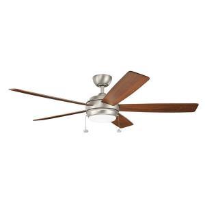 Starkk - 60 Inch Ceiling Fan with Light Kit