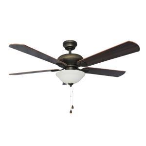 Ezra - 52 Inch Ceiling Fan with Light Kit
