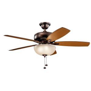 Terra Select - 52 Inch Ceiling Fan with Light Kit