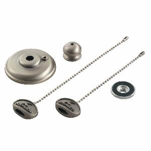 Finial Kit 9.5 inches tall by 2.5 inches wide