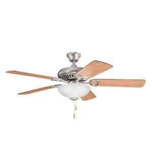 "Sutter Place Select - 52"" Ceiling Fan with Light Kit"