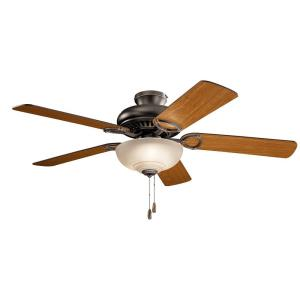 Sutter Place Select - 52 Inch Ceiling Fan with Light Kit