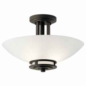 Hendrik - Two Light Semi-Flush Mount