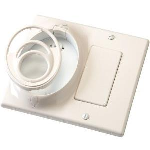Accessory - 5 Inch Dual Gang Cool Touch Wall Plate