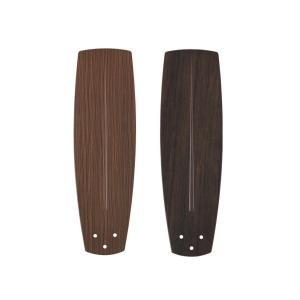 Climates - Blade Set of5  0.25 inches tall by 6.25 inches wide