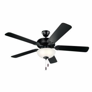 "Basics Select - 52"" Ceiling Fan with Light Kit"