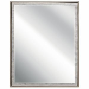 Millwright - 30 Inch Square Mirror