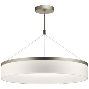 "Mercel - 32"" 46W 3 LED Round Chandelier/Pendant"