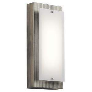 Vego - 12 Inch 20W 1 LED Wall Sconce