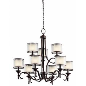 Lacey - Nine Light Chandelier